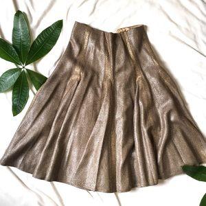 DVF designer skirt